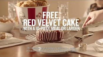 KFC Red Velvet Cake TV Spot, 'Bike' - Thumbnail 10