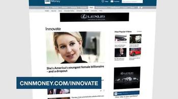 CNNMoney.com TV Spot, 'Innovate' - Thumbnail 10
