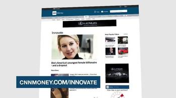 CNNMoney.com TV Spot, 'Innovate' - Thumbnail 7