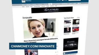 CNNMoney.com TV Spot, 'Innovate' - Thumbnail 9