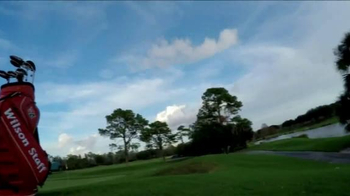 Wilson Staff TV Spot, 'The Game of Golf' Ft. Kevin Streelman, Ricky Barnes - 163 commercial airings