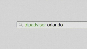 Trip Advisor TV Spot, 'TripAdvisor Orlando' - Thumbnail 4