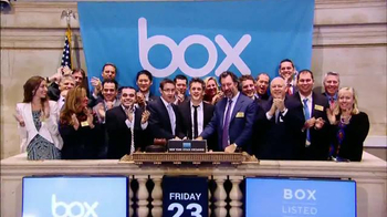 New York Stock Exchange TV Spot, 'Box'