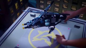 LEGO/Cartoon Network Ultra Copter & AntiMatter App TV Spot, 'Lego Time'