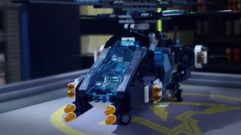LEGO/Cartoon Network Ultra Copter & AntiMatter App TV Spot, 'Lego Time' - Thumbnail 4