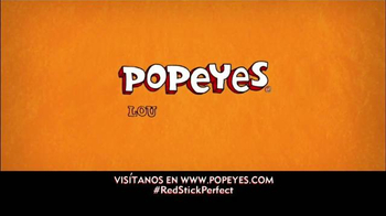 Popeyes Red Stick Chicken TV Spot, 'Pimienta Perfecta' [Spanish] - Thumbnail 9