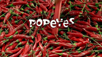 Popeyes Red Stick Chicken TV Spot, 'Pimienta Perfecta' [Spanish] - Thumbnail 1