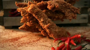 Popeyes Red Stick Chicken TV Spot, 'Pimienta Perfecta' [Spanish] - Thumbnail 2