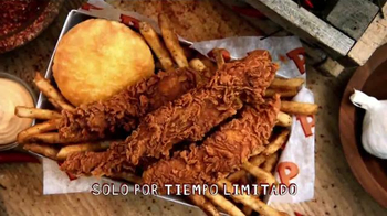 Popeyes Red Stick Chicken TV Spot, 'Pimienta Perfecta' [Spanish] - Thumbnail 5
