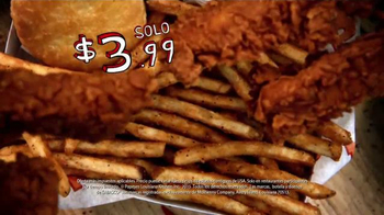 Popeyes Red Stick Chicken TV Spot, 'Pimienta Perfecta' [Spanish] - Thumbnail 7