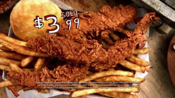 Popeyes Red Stick Chicken TV Spot, 'Pimienta Perfecta' [Spanish] - Thumbnail 8