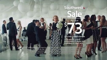 Southwest Airlines TV Spot, 'Wedding Season' Song by The Sugarhill Gang - Thumbnail 8