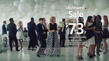 Southwest Airlines TV Spot, 'Wedding Season' Song by The Sugarhill Gang - Thumbnail 7