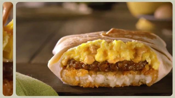Taco Bell A.M. Crunchwrap TV Spot, 'Más y Más' [Spanish] - Thumbnail 3