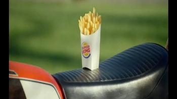 Burger King Chicken Fries TV Spot, 'Date' - Thumbnail 4