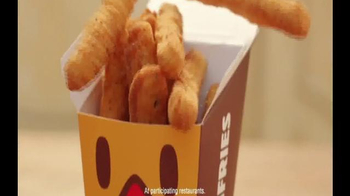 Burger King Chicken Fries TV Spot, 'Date' - Thumbnail 6