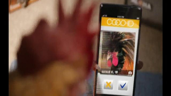 Burger King Chicken Fries TV Spot, 'Coopid' - Thumbnail 3