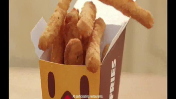 Burger King Chicken Fries TV Spot, 'Coopid' - Thumbnail 8