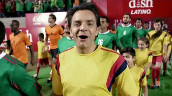 DishLATINO TV Spot, 'Más Fútbol' Con Eugenio Derbez [Spanish] - 289 commercial airings
