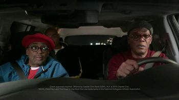 Capital One TV Spot, 'Louisville' Feat. Samuel L. Jackson, Charles Barkley - 5 commercial airings