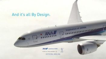 All Nippon Airways TV Spot, 'Your Doorway' - Thumbnail 10