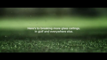 KPMG TV Spot, 'Glass Ceilings' Featuring Stacy Lewis, Phil Mickelson - Thumbnail 7