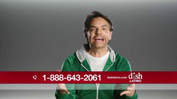 DishLATINO TV Spot, 'Todo el Fútbol' Con Eugenio Derbez [Spanish] - 9 commercial airings