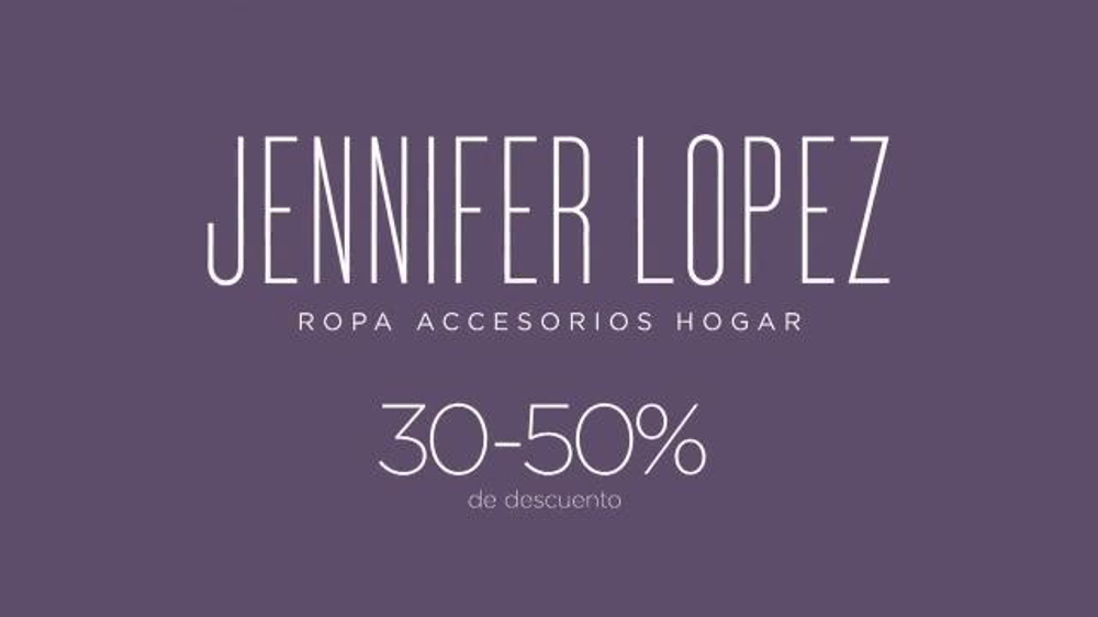 Kohl's TV Commercial, 'Jennifer Lopez Para Ti'