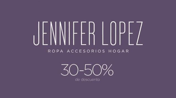 Kohl's TV Spot, 'Jennifer Lopez Para Ti' [Spanish] - 58 commercial airings