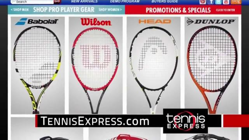 Tennis Express Tv Commercial It Starts Here Ispot Tv