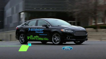 Ford Ecoboost Challenge Sales Event TV Spot, 'Real People' - Thumbnail 1