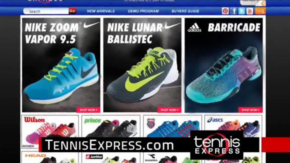 Tennis Express Tv Commercial Shoes Ispot Tv