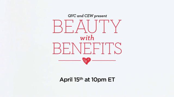 QVC TV Spot, 'Beauty with Benefits' Featuring Cindy Crawford - Thumbnail 4
