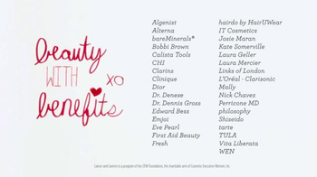 QVC TV Spot, 'Beauty with Benefits' Featuring Cindy Crawford - Thumbnail 5