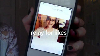 American Cancer Society TV Spot, 'Relay for Life: Likes, Licks, Laughs' - 7027 commercial airings