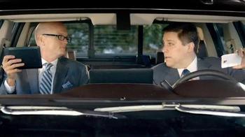 Chevrolet TV Spot, 'Built-in WiFi Camping' Ft. Scott Van Pelt & Steve Levy
