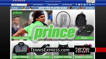 Tennis Express TV Spot, 'Play Your Best'