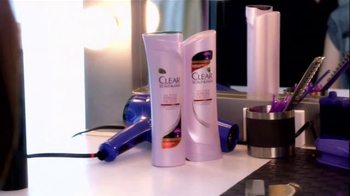 Clear Hair Care TV Spot, 'The Voice's Christina Grimmie's Hair Confession' - Thumbnail 3