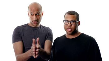 ServiceNation TV Spot, 'Serve a Year' Ft. Jimmy Kimmel, Key and Peele - 58 commercial airings