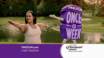 Tanzeum TV Spot, 'Lower Your A1C' - 1788 commercial airings