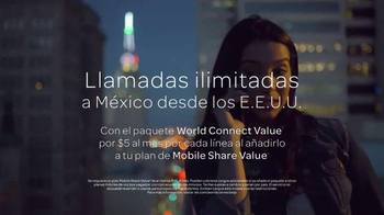 AT&T World Connect Value TV Spot, 'Buenas Conversaciones' [Spanish] - Thumbnail 10