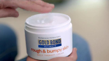 Gold Bond Rough & Bumpy Skin Therapy TV Spot, 'Reduce Bumps'