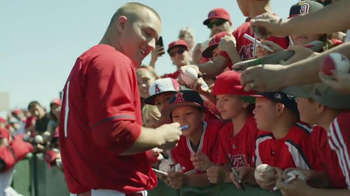 Major League Baseball TV Spot, '#THIS: Fans Fish for Trout' Feat Mike Trout - 90 commercial airings