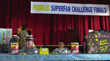 Cocoa Pebbles TV Spot, 'Team Cocoa: Inventions' Featuring Bella Thorne - Thumbnail 1