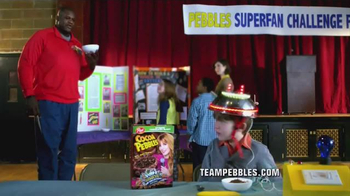 Cocoa Pebbles TV Spot, 'Team Cocoa: Inventions' Featuring Bella Thorne - Thumbnail 6