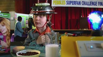 Cocoa Pebbles TV Spot, 'Team Cocoa: Inventions' Featuring Bella Thorne