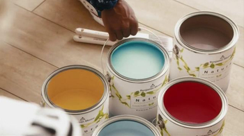 Benjamin Moore Natura TV Spot, 'Paint Safe Enough for Your Family' - Thumbnail 4