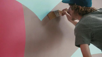 Benjamin Moore Natura TV Spot, 'Paint Safe Enough for Your Family' - Thumbnail 7