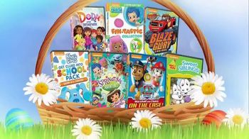 Nickelodeon Spring Essentials DVDS TV Spot, 'Your Favorite Shows'