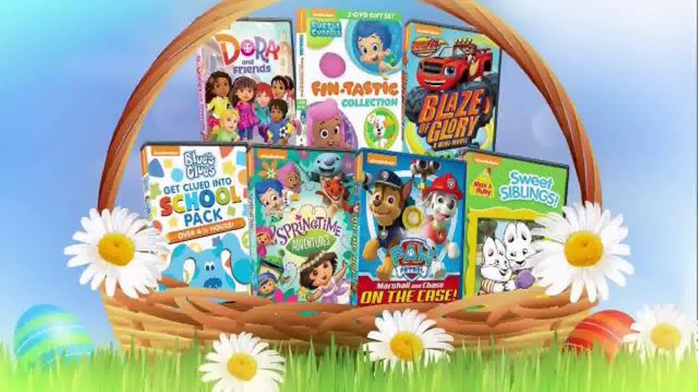 Nickelodeon Spring Essentials DVDS TV Commercial, 'Your Favorite Shows'